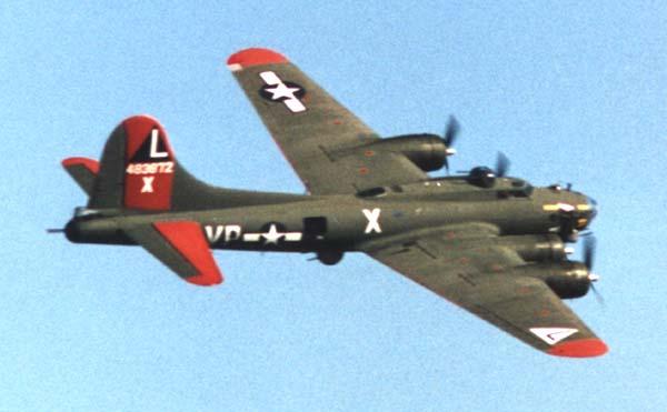 B17 built in 1942